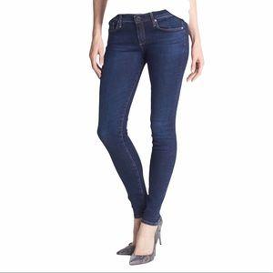 AG The Legging Super Skinny Jeans Medium Blue Wash